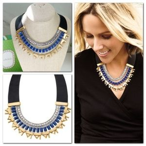 Stella and Dot Natalie Statement Necklace‬